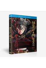 Funimation Entertainment Black Clover Season 2 Part 1 Blu-Ray/DVD*