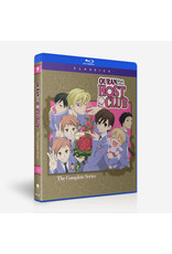 Funimation Entertainment Ouran High School Host Club Complete Series Classic Blu-Ray
