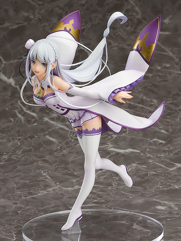 Good Smile Company Emilia Re:Zero Figure GSC