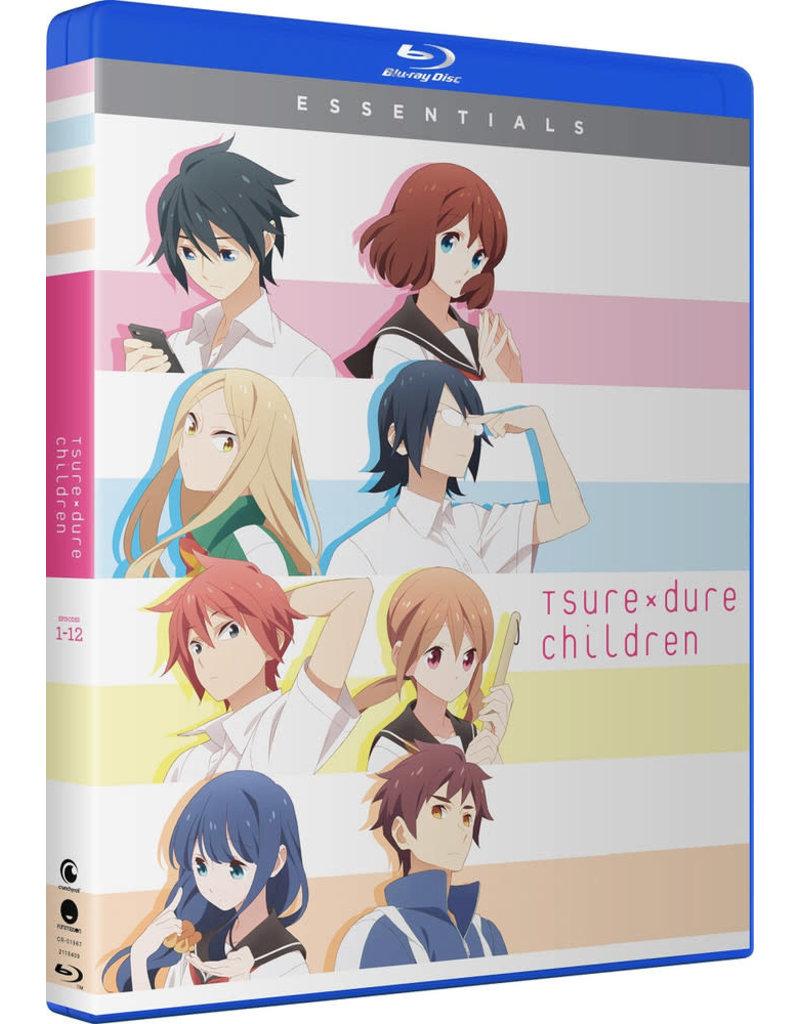 Funimation Entertainment Tsuredure Children Essentials Blu-Ray