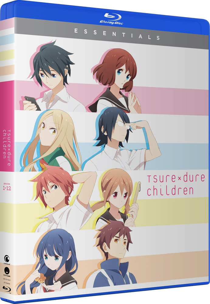 Funimation Entertainment Tsuredure Children Essentials Blu-Ray