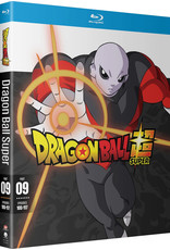 Funimation Entertainment Dragon Ball Super Part 9 Blu-Ray
