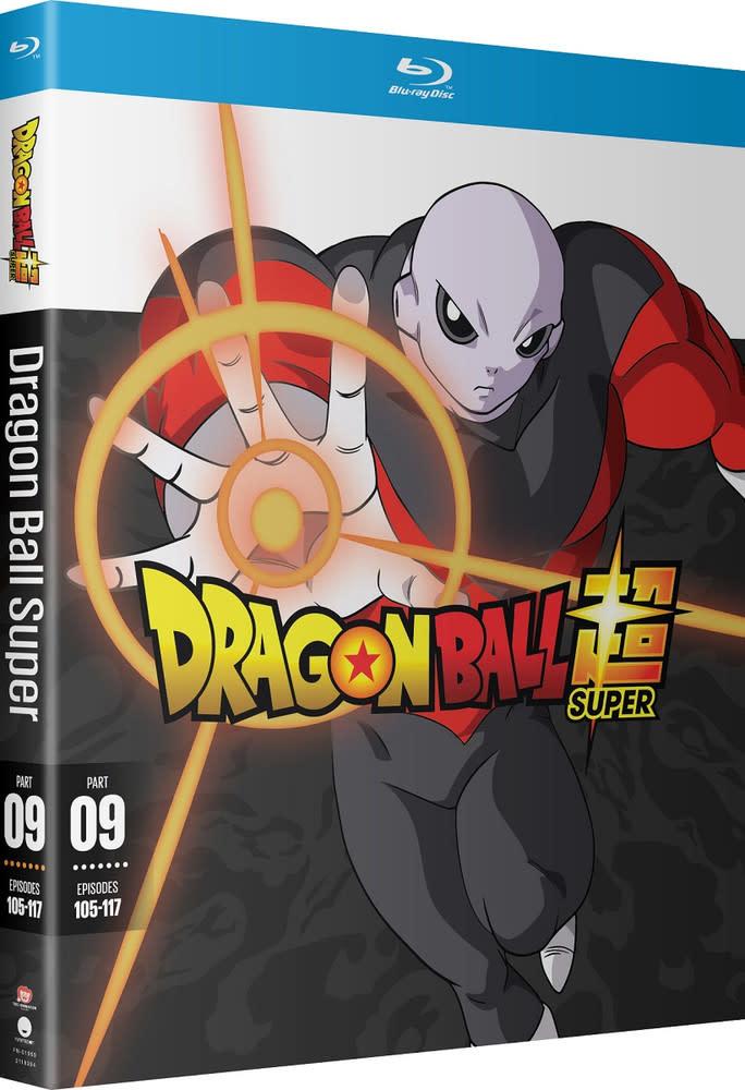 Funimation Entertainment Dragon Ball Super Part 9 Blu-Ray