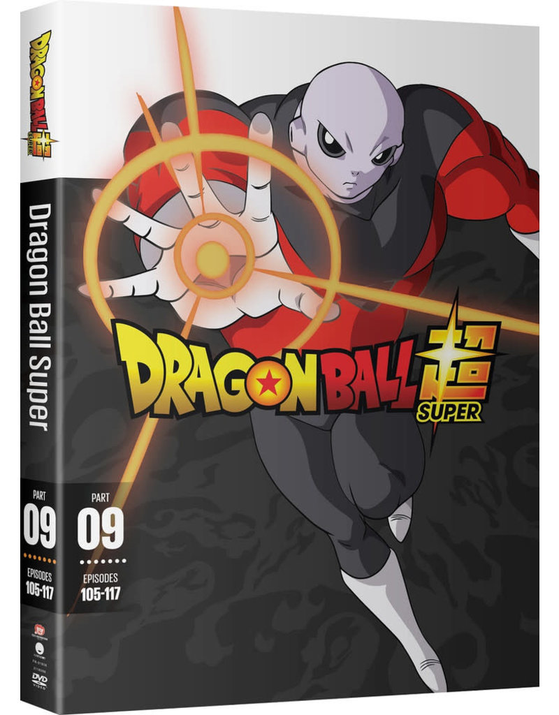 Funimation Entertainment Dragon Ball Super Part 9 DVD