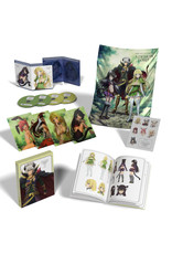Funimation Entertainment How NOT To Summon A Demon Lord LE Blu-Ray/DVD