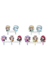 Bushiroad BanG Dream! Chara Props Acrylic Strap Drum Collection