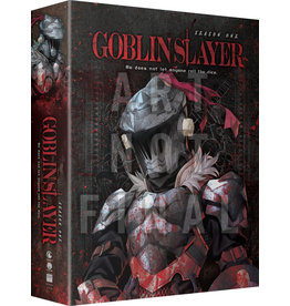 Funimation Entertainment Goblin Slayer Season 1 Blu-Ray/DVD LE