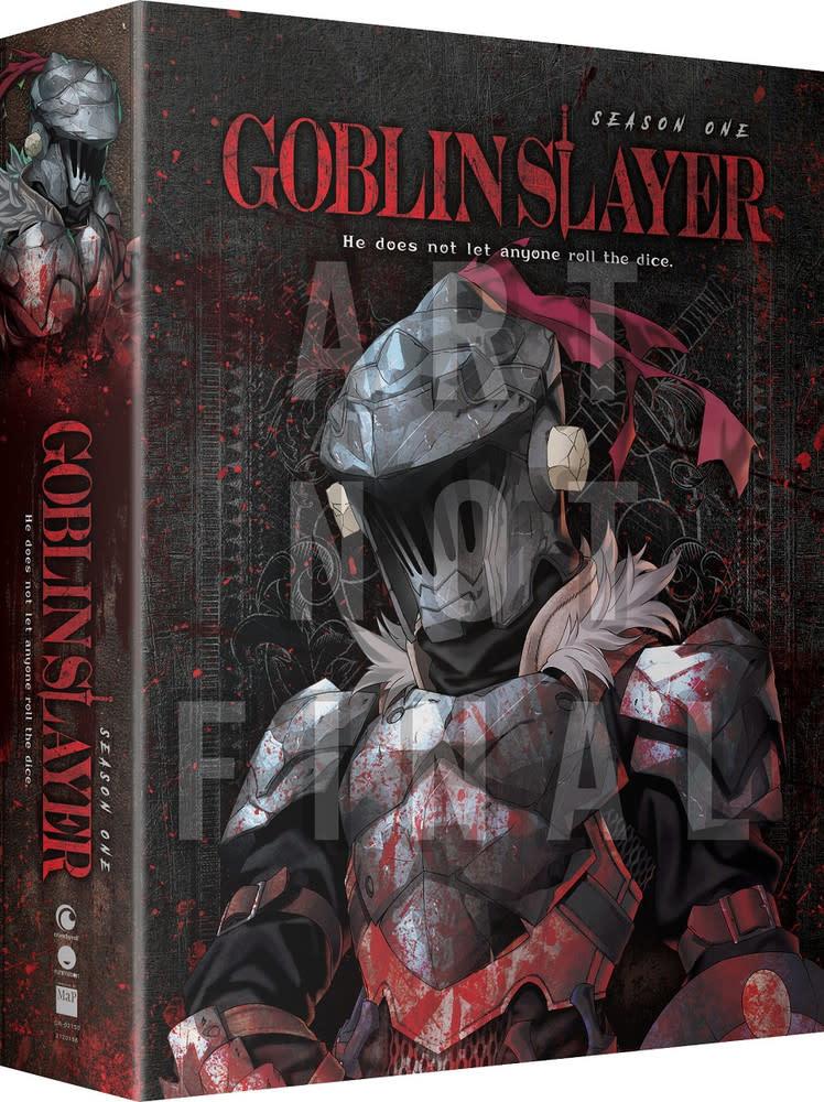 Funimation Entertainment Goblin Slayer Season 1 Blu-Ray/DVD LE