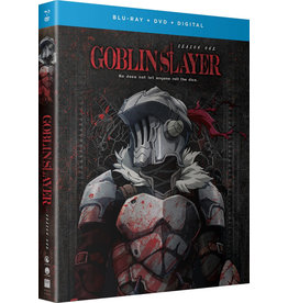 Funimation Entertainment Goblin Slayer Season 1 Blu-Ray/DVD
