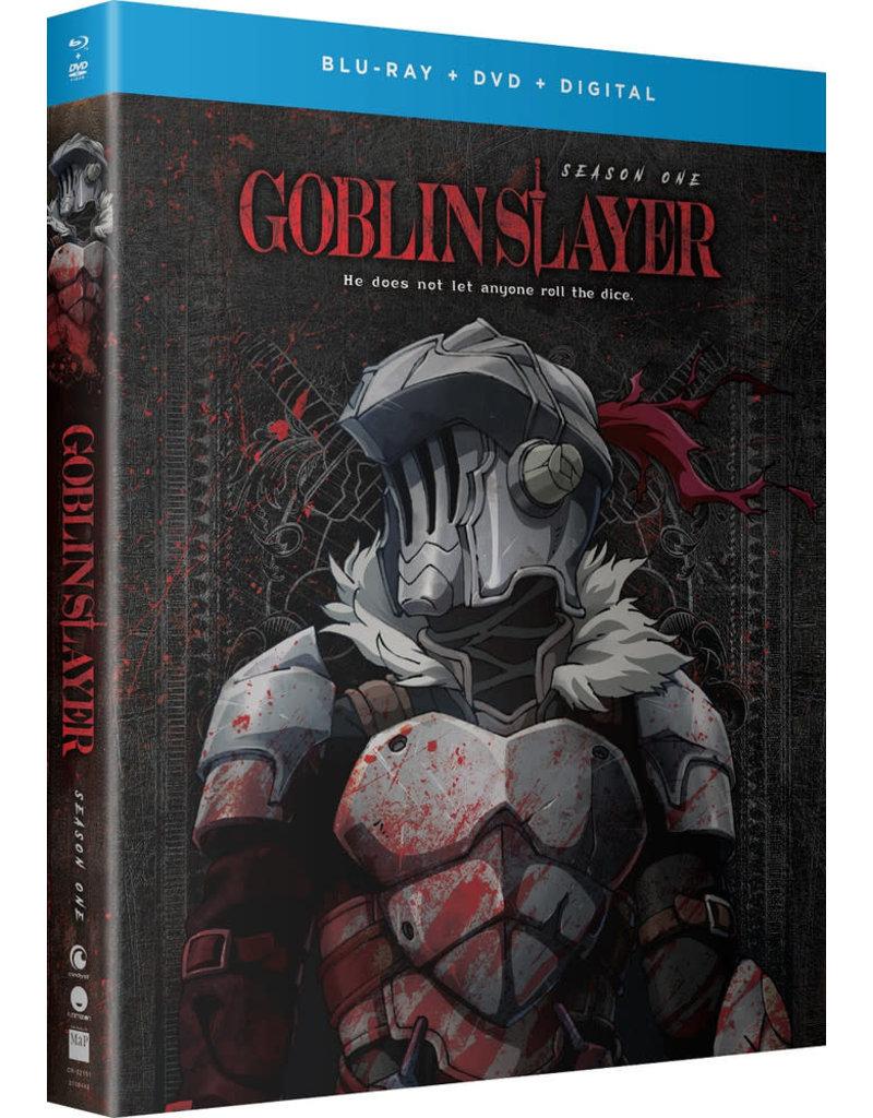 Funimation Entertainment Goblin Slayer Season 1 Blu-Ray/DVD