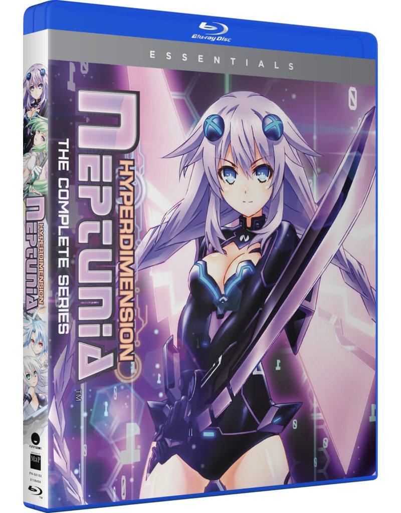 Funimation Entertainment Hyperdimension Neptunia Essentials Blu-ray