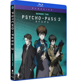 Funimation Entertainment Psycho-Pass Season 2 Classics Blu-Ray
