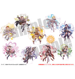 Premium Store Love Live! x GBF Collab Acrylic Stand