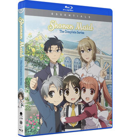 Funimation Entertainment Shonen Maid Essentials Blu-Ray
