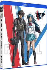 Funimation Entertainment Full Metal Panic! Invisible Victory Blu-Ray*