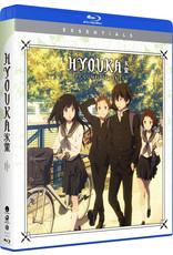 Funimation Entertainment Hyouka Complete Series Essentials Blu-Ray
