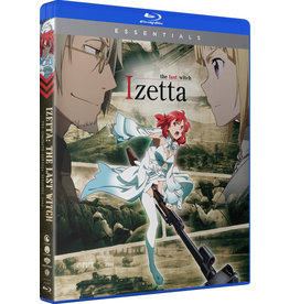 Funimation Entertainment Izetta: The Last Witch Essentials Blu-Ray