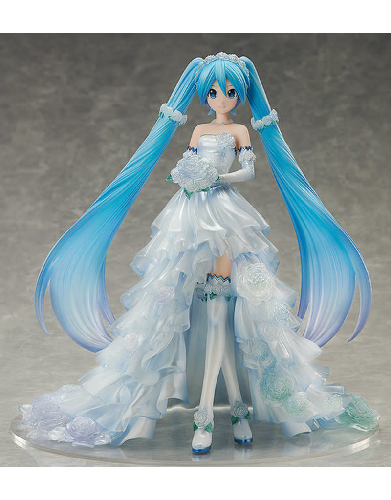 Good Smile Company Hatsune Miku: Wedding Dress Ver. Figure Freeing