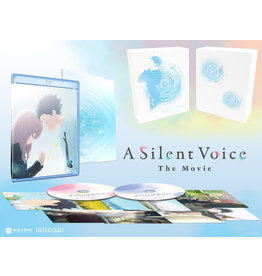 Nozomi Ent/Lucky Penny Silent Voice, A Limited Edition Blu-Ray