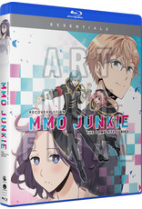 Funimation Entertainment Recovery Of An MMO Junkie Essentials Blu-Ray