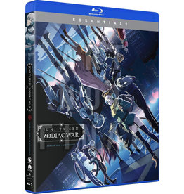Funimation Entertainment Juni Taisen Zodiac War Season 1 Essentials Blu-Ray