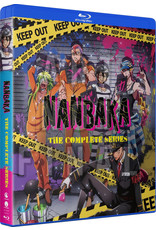 Funimation Entertainment Nanbaka Complete Series Blu-Ray