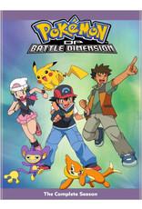 Viz Media Pokemon Diamond And Pearl Battle Dimension (Season 11) DVD