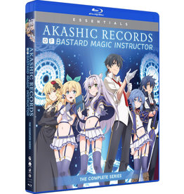 Funimation Entertainment Akashic Records Of Bastard Magic Instructor Essentials Blu-Ray