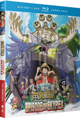 Funimation Entertainment One Piece Episode Of Skypiea TV Special Blu-Ray/DVD