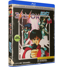 Funimation Entertainment Zillion Essentials Blu-Ray