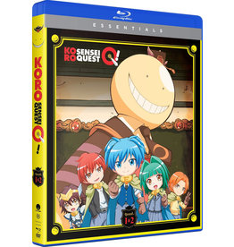 Funimation Entertainment Koro Sensei Quest! Essentials Blu-Ray