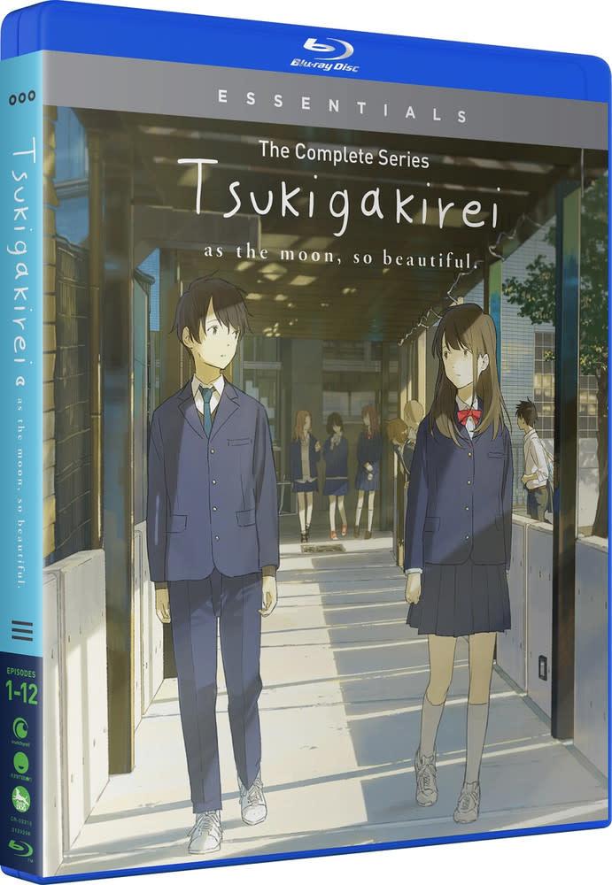 Funimation Entertainment Tsukigakirei Essentials Blu-Ray