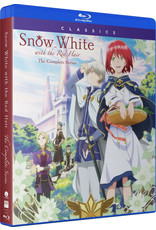 Funimation Entertainment Snow White With The Red Hair Complete Series Classics Blu-Ray