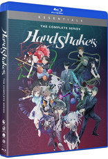 Funimation Entertainment Hand Shakers Essentials Blu-Ray