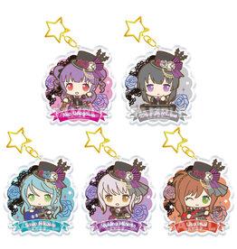 BanG Dream x Sanrio Keychain (Roselia)