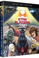 Funimation Entertainment Star Blazers Space Battleship Yamato 2202 Part 2 Blu-Ray/DVD
