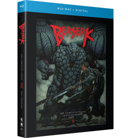 Funimation Entertainment Berserk (2016) Complete Series Blu-Ray