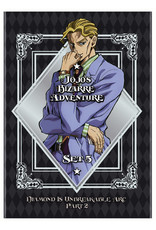 Viz Media Jojo's Bizarre Adventure Season 4 Part 2 (Set 5) DVD