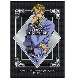 Viz Media Jojo's Bizarre Adventure Season 5 DVD