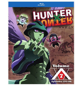 Viz Media Hunter x Hunter Vol. 7 Blu-Ray