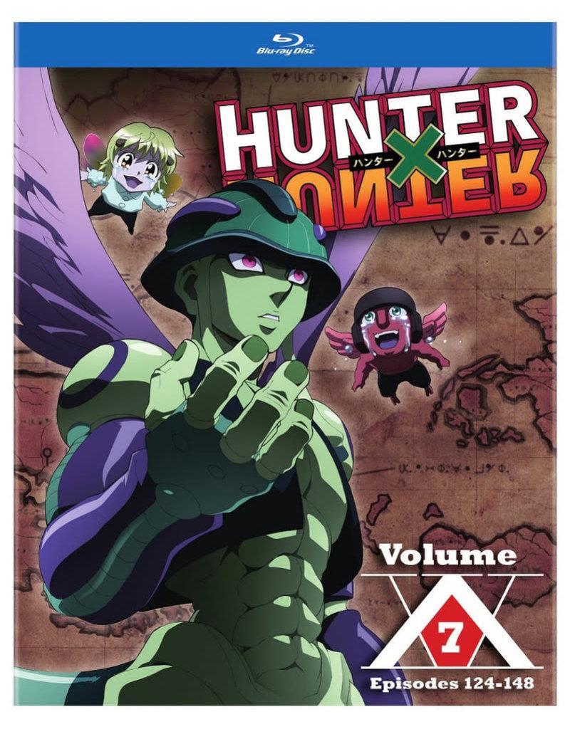 Viz Media Hunter x Hunter Vol. 7 Blu-Ray