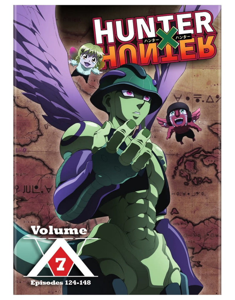 Viz Media Hunter x Hunter Vol. 7 DVD