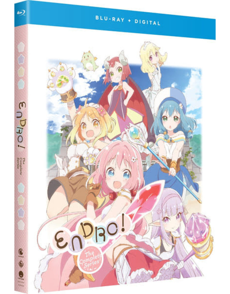 Funimation Entertainment Endro! Complete Series Blu-Ray