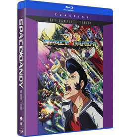 Funimation Entertainment Space Dandy Complete Series Classics Blu-Ray