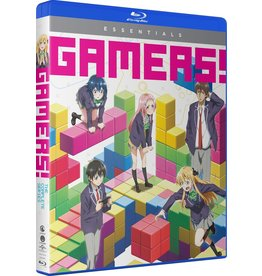Funimation Entertainment Gamers! Essentials Blu-Ray