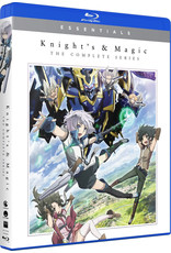 Funimation Entertainment Knights and Magic Essentials Blu-Ray