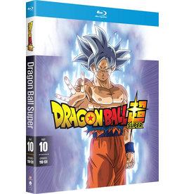 Funimation Entertainment Dragon Ball Super Part 10 Blu-Ray