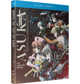 Funimation Entertainment Magical Girl Spec-Ops Asuka Blu-Ray