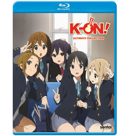 Sentai Filmworks K-On Ultimate Collection Blu-Ray