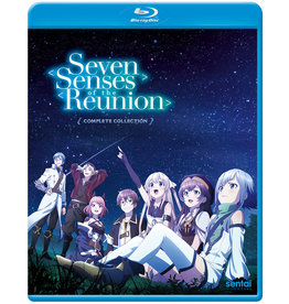 Sentai Filmworks Seven Senses Of The Reunion Blu-Ray
